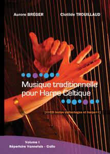Partition • Musique traditionnelle pour harpe celtique vol.1