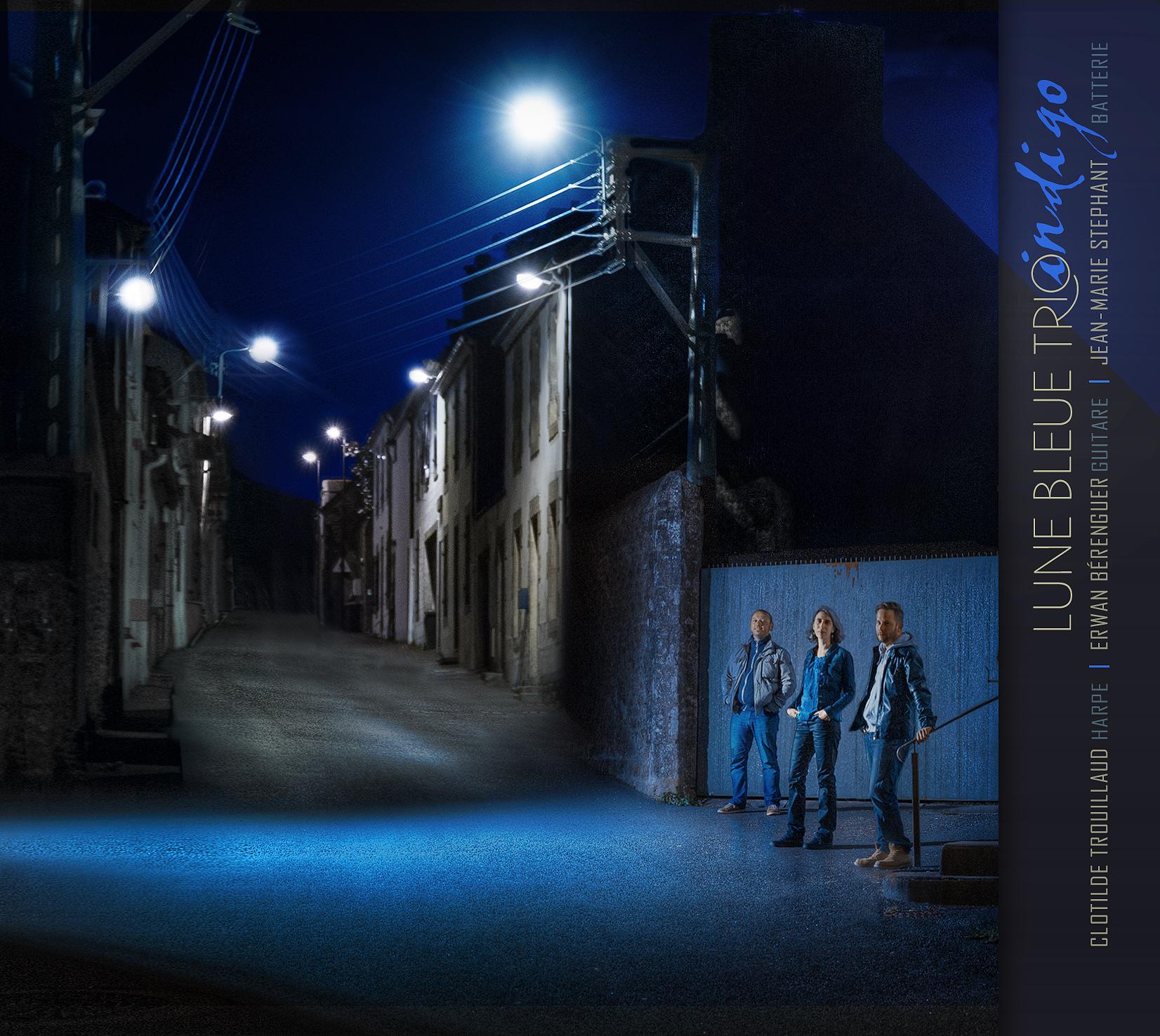ALBUM • LUNE BLEUE TRIO